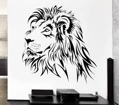 wondrous lion wall art decor lion head kids wall wall decor wall