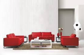 Red Sofas In Living Room by Choosing Pink And Red Colored Furniture For Your Living Room La