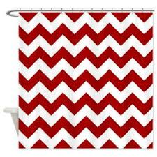 Red White Shower Curtain Best Red Striped Shower Curtain Products On Wanelo