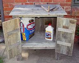 something for outside craft ideas pinterest storage