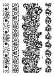 bracelet designs tattoo images Buy ls 628 latestlady new lace black henna jpg