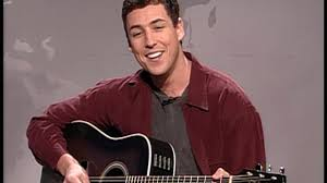 saturday live highlight adam sandler sings the