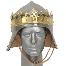 helmet king richard i of england de luxe outfit4events