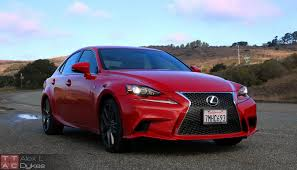 lexus sedans 2016 2016 lexus is 200t review u2013 lexus finally goes turbo
