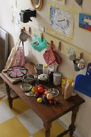 Play Kitchen From Old Furniture 224 Best Little One U0027s Play Kitchen Images On Pinterest Play