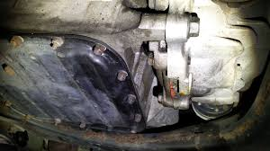 lexus ls 460 burning oil engine oil low engine leak from front diff clublexus