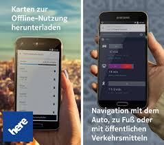 Here Maps Android App Schau 10 Navi Apps Für Android Und Ios Areamobile De