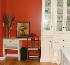Diy Door Desk by Furniture Top 25 Diy Built In Desk Cabinets Models Diy Built In