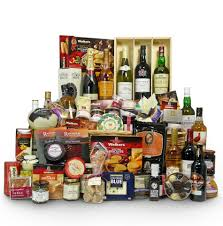 scottish hampers christmas hampers fast delivery uk and worldwide