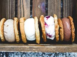 Ice Cream Bench Will Make Your House Guests Scream For Ice by America U0027s Sweetest Ice Cream Sandwich Spins
