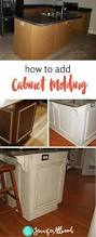 kitchen cabinets makeover ideas how to add dimension to flat cabinet doors a cabinet makeover idea