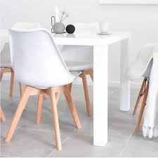 Pastel Dining Chairs Inspirational Winter White Dining Chairs Set Of Two Ciel In Pastel