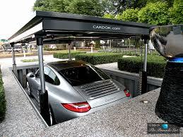 porsche garage decor underground traffic cardok garage the ultimate urban solution for