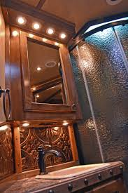 outlaw conversions custom living quarters horse trailer interiors