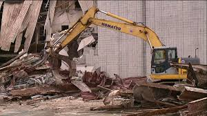 demolition of randall park mall makes way for industrial park
