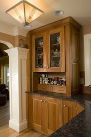 Coloured Kitchen Cabinets Best 25 Mission Style Kitchens Ideas On Pinterest Craftsman