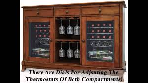 build your own refrigerated wine cabinet wine credenza with refrigerator great wine cooler cabinet