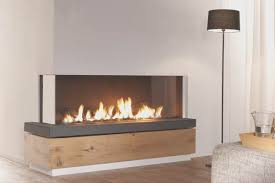 fireplace creative electric fireplace two sided home design new