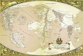 Blank Fantasy World Map by World Map Map Pictures