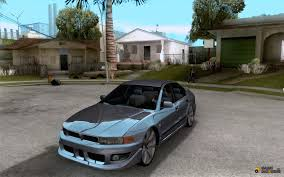 modified mitsubishi mitsubishi galant 2002 modified wallpaper 1680x1050 19049