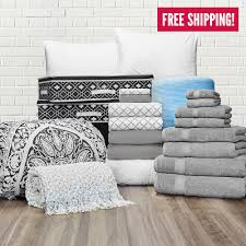 erin andrews black and white mandala best bedding collection