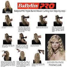 pageant curls hair cruellers versus curling iron babyliss ceramic triple barrel curling iron ceramic free
