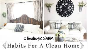 Home Cleaning Tips Habits For A Clean Home Cleaning Routines That Work Realistic