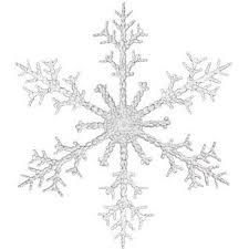3 acrylic snowflakes home kitchen