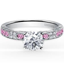 diamond pink rings images Kirk kara quot charlotte quot pink sapphire diamond engagement ring jpg