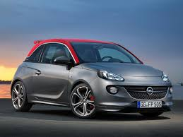 vauxhall adam the vauxhall adam grand slam