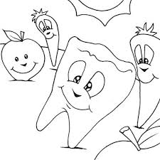 keep your teeth healthy with dentist coloring pages bulk color