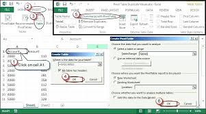 youtube pivot tables 2016 pivot table in excel carsaefc club