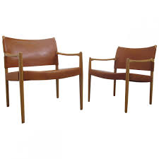 Ikea Leather Chairs Vintage Ikea Poang Leather Chair
