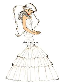 disney princess wedding dresses ariel by lulu ibeh on deviantart