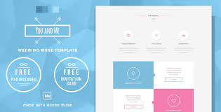 wedding invitation templates from themeforest
