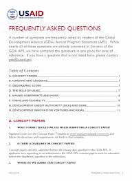 frequently asked questions global development alliance annual