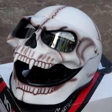 ghost rider mask ebay motorcycle helmet skull skeleton death ghost rider full face visor