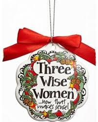 deal on ornaments three wise ornament wisemen