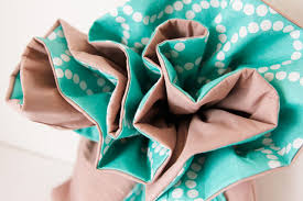 cloth gift bags the mystery fabric ruffle challenge ruffle fabric gift bag