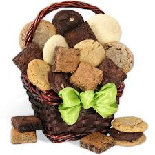 gift packages baked goods sler gift basket by gourmetgiftbaskets
