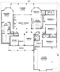 split bedroom floor plan floor plan living room split bedroom floor plans plan with car
