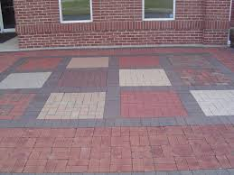 brick paver patio laura williams
