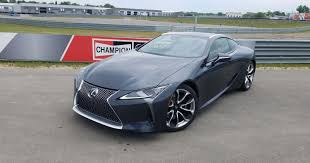 lexus service oakland payne lexus lc zero in 4 4 seconds