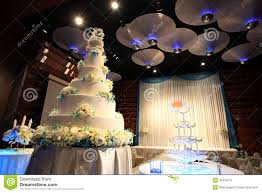 wedding cake reception party royalty free stock images image