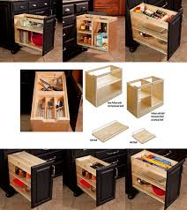 smart kitchen accessories with drawers and storage ward log homes