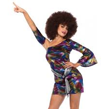 disco doll womens halloween costume disco costumes