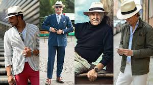 what do men wear to a wedding wear it well men s hats style