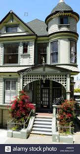 painted lady victorian style style building house architecture san