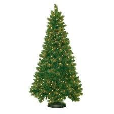 7 5 u0027 pre lit artificial christmas tree royal mixed clear lights