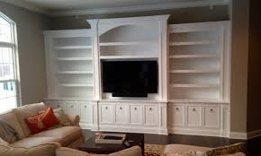 Bookshelves And Wall Units Bh Woodworking Custom Cabinetry Solutions
